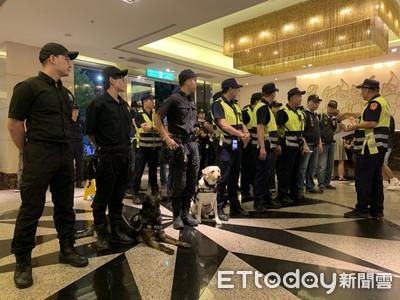 颱風夜威力掃蕩 三重警強勢執查獲66人