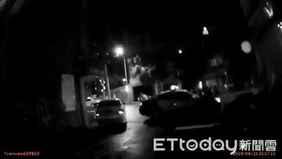 北市聚眾鬥毆躲車逃 警開槍還擊