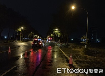 白鹿颱風襲台工務局漏夜搶救
