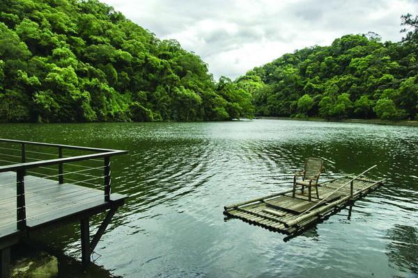 ▲後慈湖,老街溪。(圖/桃園觀旅局提供)