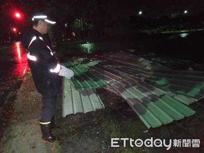 颱風天民眾機車遭竊永康警尋回