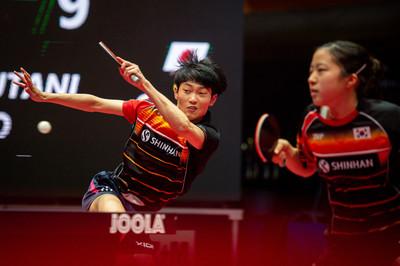 捷克桌賽南韓16歲小將奪雙冠