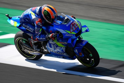 MotoGP/英國站最速報