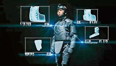 香港警隊採購500具陸製護甲到貨