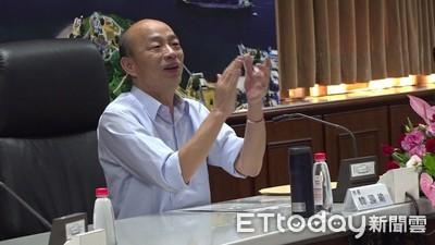 阮昭雄酸:支持市長落跑就投韓國瑜