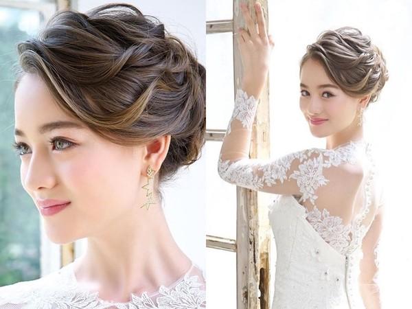 ▲▼Sakura kirsch 13歲拍婚紗時尚照,美到令網友窒息。(圖/翻攝自IG/Sakura kirsch)