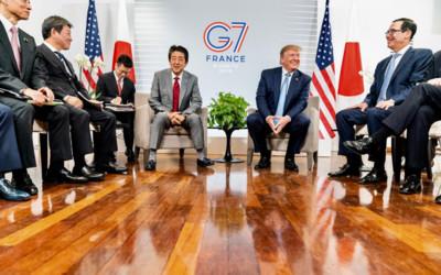 美日貿易協議 可與CPTPP國競爭