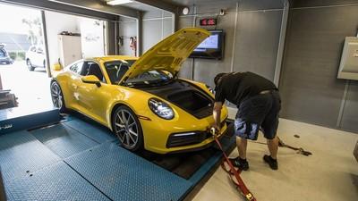 保時捷911 Carrera S馬力機實測