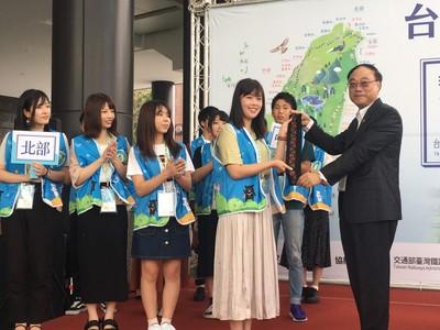 日大學生來台踩點「台日32同名車站」