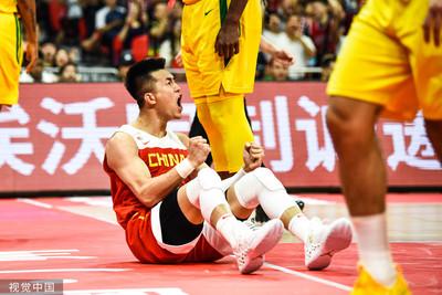 世籃賽/大陸隊再輸巴西傷了郭艾倫