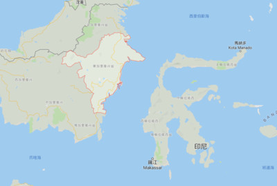 印尼遷都東加里曼丹省 新址曝光