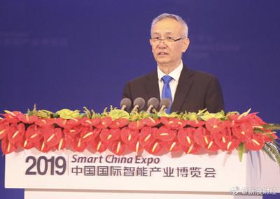 劉鶴:中國反對貿易戰升級
