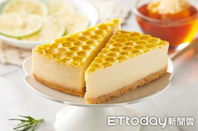 「蜂巢乳酪」蛋糕超療癒!全聯We Sweet X 蜜蜂工坊聯名甜點通通必吃