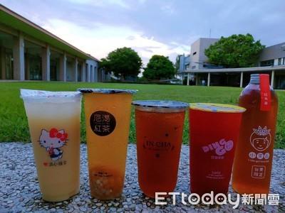 台東飲料店飲品票選 叮哥洛神花茶奪冠