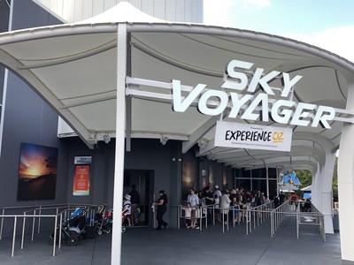 智崴打造南半球首座飛行劇院 澳洲最大樂園Dreamworld開幕