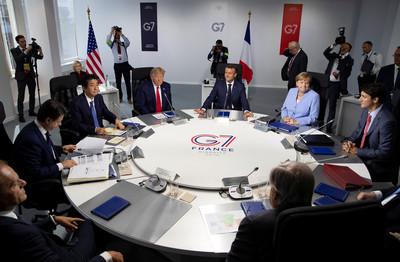 G7挺香港!要中方正視「中英聯合聲明」