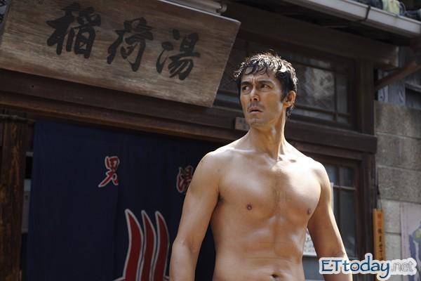 ▲日男最憧憬身材排行榜。(圖/翻攝自微博)