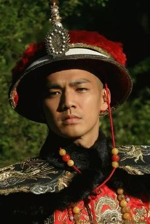 ▲鍾漢良曾飾演《鹿鼎記》的康熙皇帝。(圖/翻攝自豆瓣)