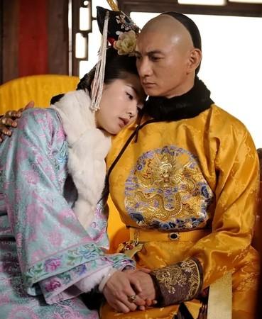 ▲吳奇隆曾飾演《步步驚心》的雍正皇帝。(圖/翻攝自豆瓣)