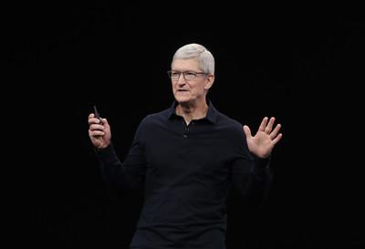 蘋果將捐款 庫克:亞馬遜遭毀滅