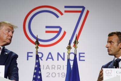 G7聲明只有一頁 華郵:成效不大