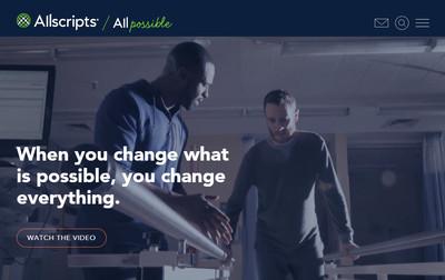 蘋果與全美最大電子健康紀錄供應商合作