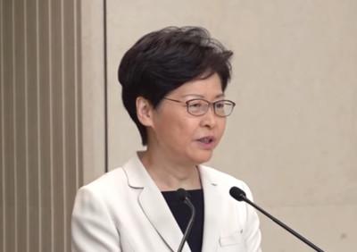 林鄭月娥:不成立獨立調查委員會