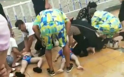 水樂園爽玩!11歲男「瞬間慘死」遊客眼前