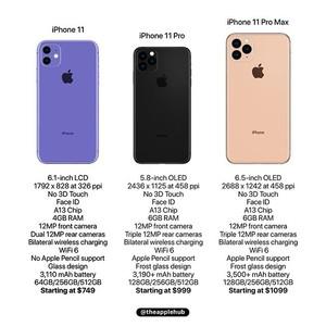 新iPhone售價2.3萬元起!回歸數字命名、支援Apple Pencil