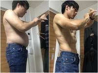 日本網友五個月瘦出六塊肌!超狂「4分鐘間歇運動」吸上萬人朝聖