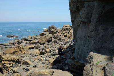 東北角海岸「碧藍神話秘境」!浮潛、海濱步道、漁港海鮮任你吃玩