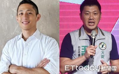 年輕人上第一線!民進黨28日徵召吳怡農、王閔生