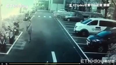 在台北車站遭砍險送命 兇手竟判無罪
