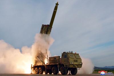 北韓試射飛彈 日本遭爆偵測不到