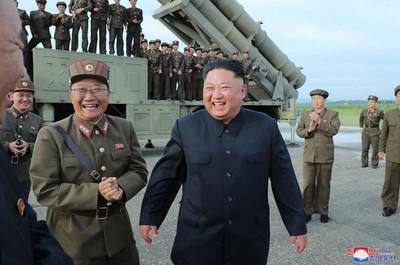 北韓官媒曝開發新武器背景