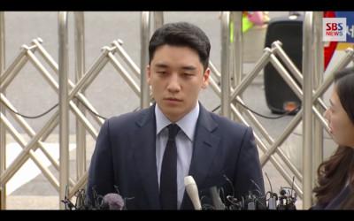 勝利、梁鉉錫涉境外賭博 移檢方審查