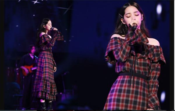▲▼歐陽娜娜24日在上海舉辦巡迴演奏會。(圖/翻攝自微博/歐陽娜娜Nana工作室)
