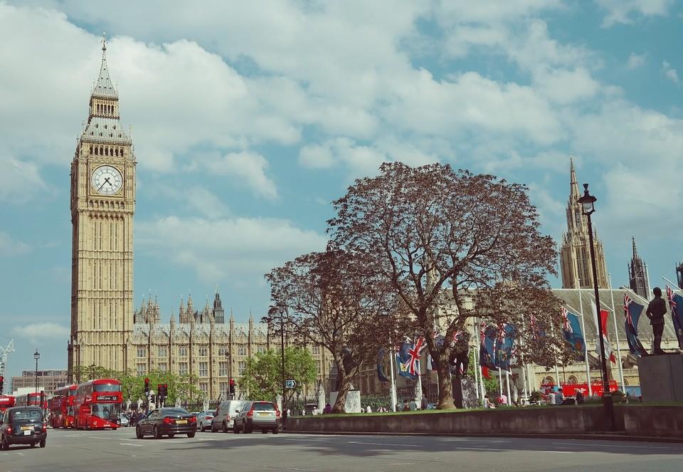 ▲▼英國,倫敦,大笨鐘。(圖/取自免費圖庫Pixabay)