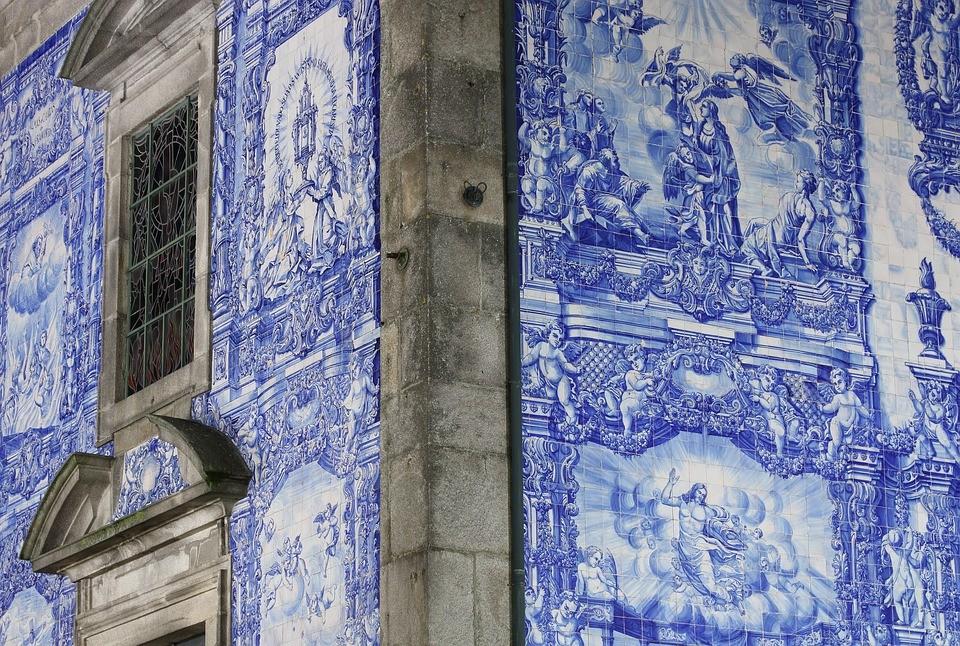 ▲▼葡萄牙,波多,教堂。(圖/取自免費圖庫Pixabay)
