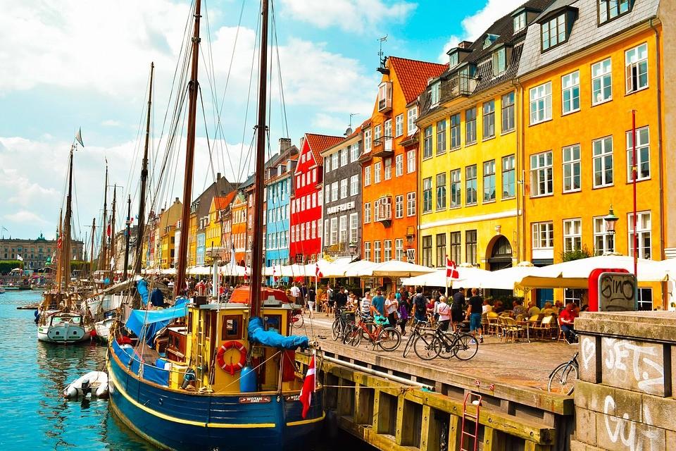 ▲▼哥本哈根,丹麥,美人魚。(圖/取自免費圖庫Pixabay)