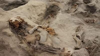 祕魯挖出227具孩童遺骸!史上最大祭獻