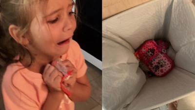 任性女兒扔掉新鉛筆盒 單親媽拿出透明塑膠袋:以後這就是妳的筆袋了