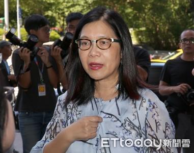 管碧玲要國民黨表態:反對大陸介入台灣選舉