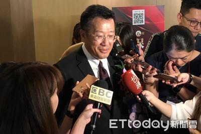 貿易戰升溫 顧立雄:台灣「轉骨」好機會