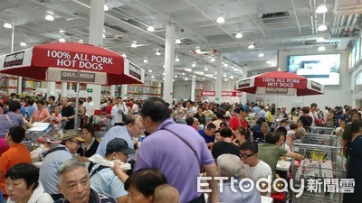 陸媒:上海好市多各處有「台味」