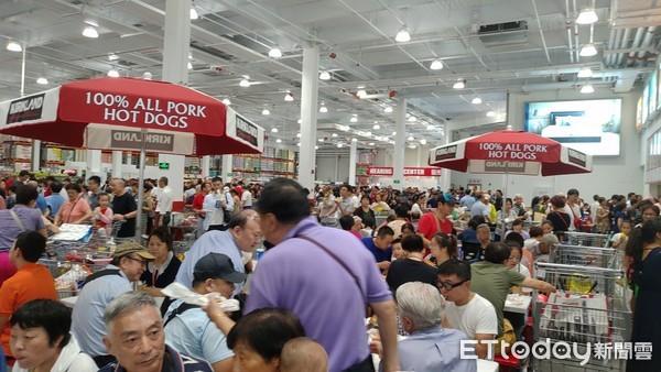 ▲▼上海Costco漏傳照片。(圖/記者陳政錄攝)