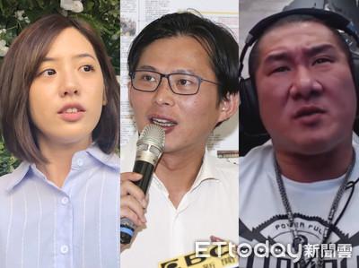 ET民調/不分區立委黃國昌最吸睛 館長13.1%贏學姐