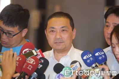 郭台銘不選總統 侯友宜:個人決定最重要