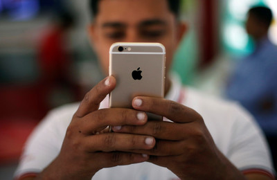 印度鬆綁 iPhone可線上開賣