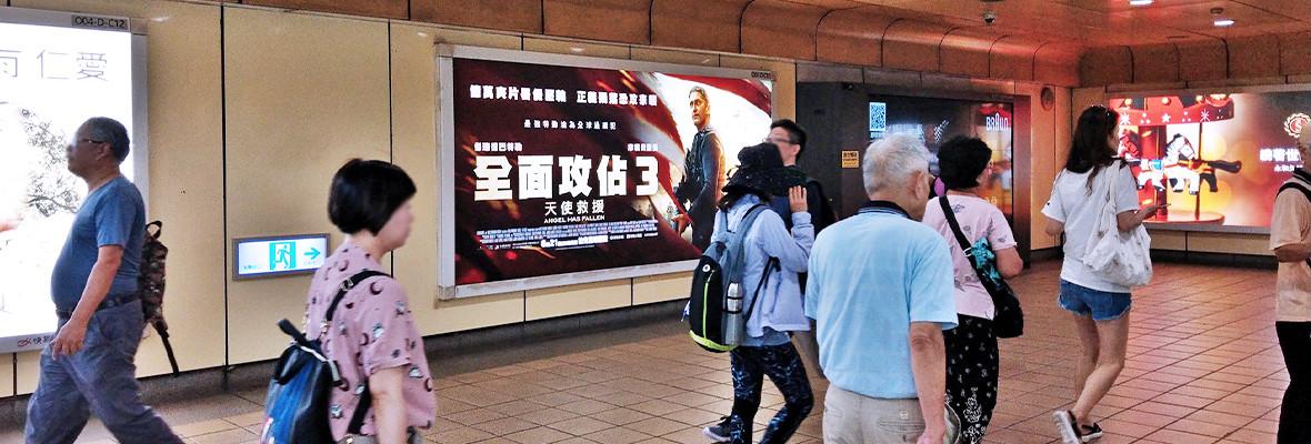 頂溪站運量超越忠孝敦化站